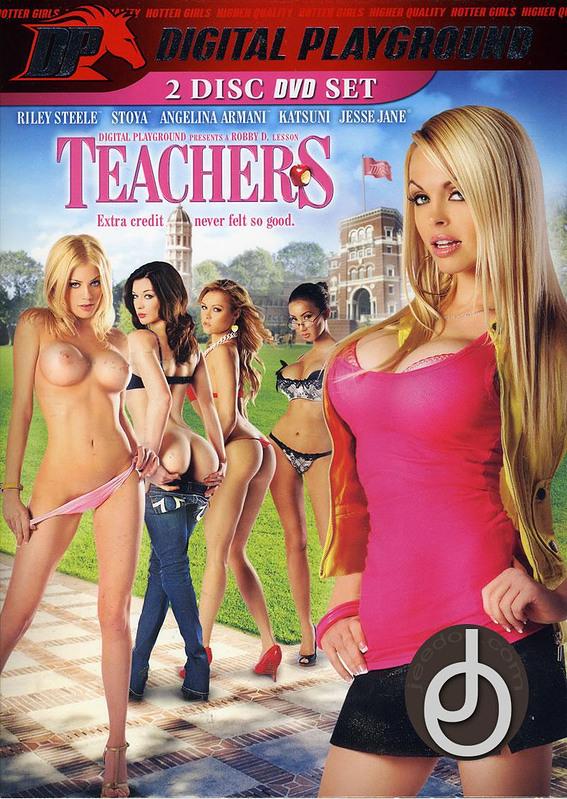 Teachers DVD Image