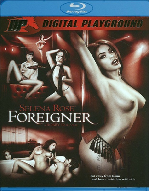Foreigner  DVD und Blu-ray Combo Pack DVD Image