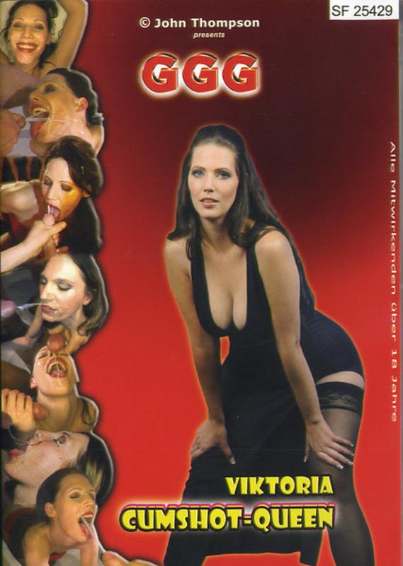 Viktoria Cumshot-Queen DVD Image