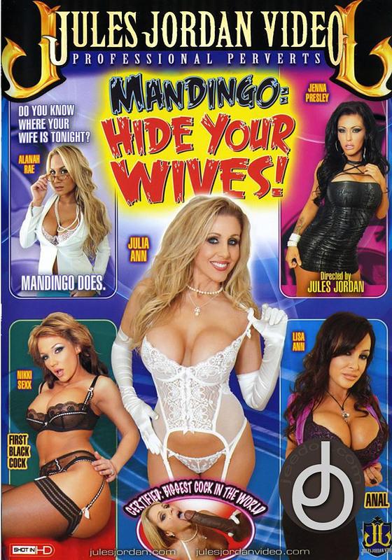 Mandingo Hide Your Wives DVD Image