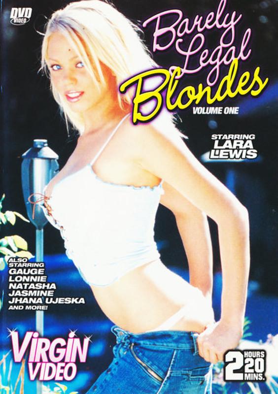 Barley Legal Blondes  01 DVD Image