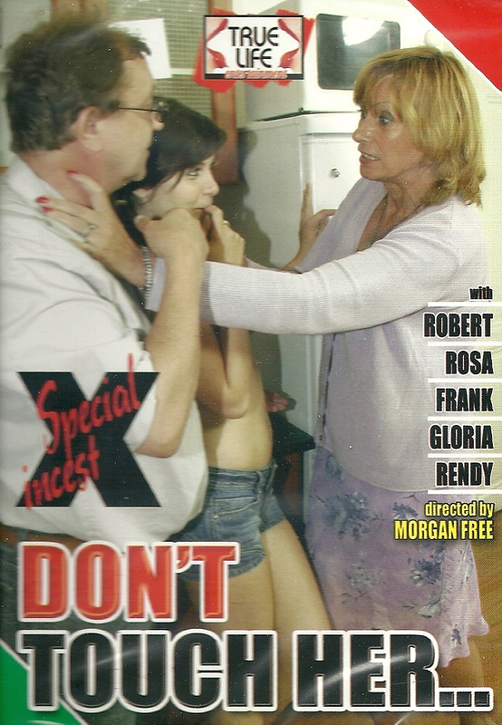Don't Touch Her... DVD Image