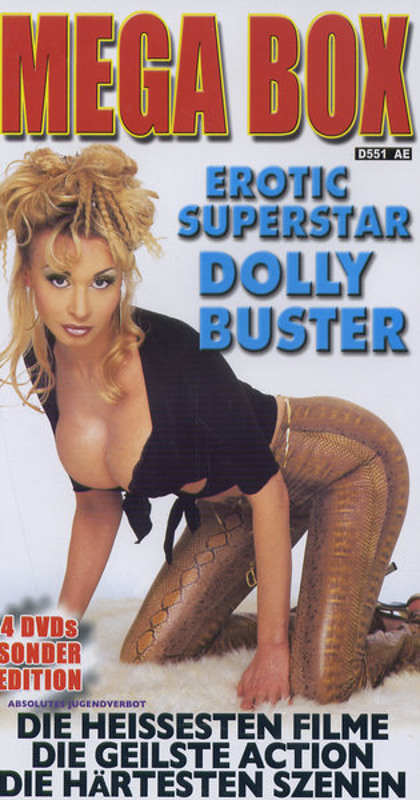 Dolly Buster  [4 DVDs] DVD Image