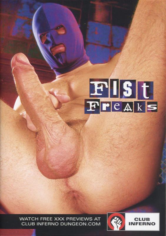 Fist Freaks Gay DVD Image