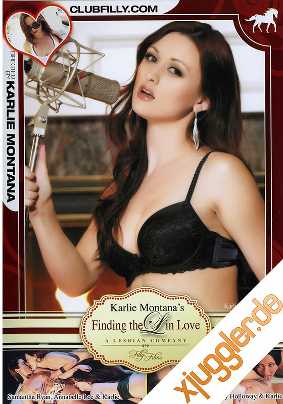 Finding The L In Love DVD Image
