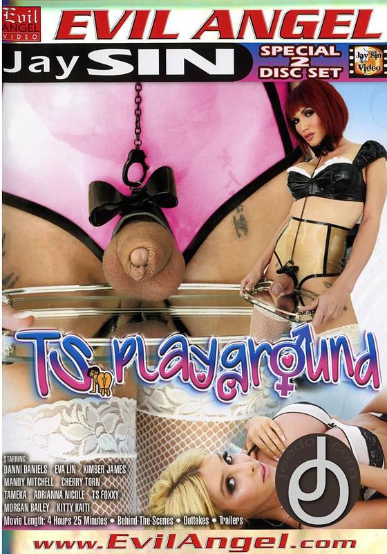 Ts Playground DVD Image