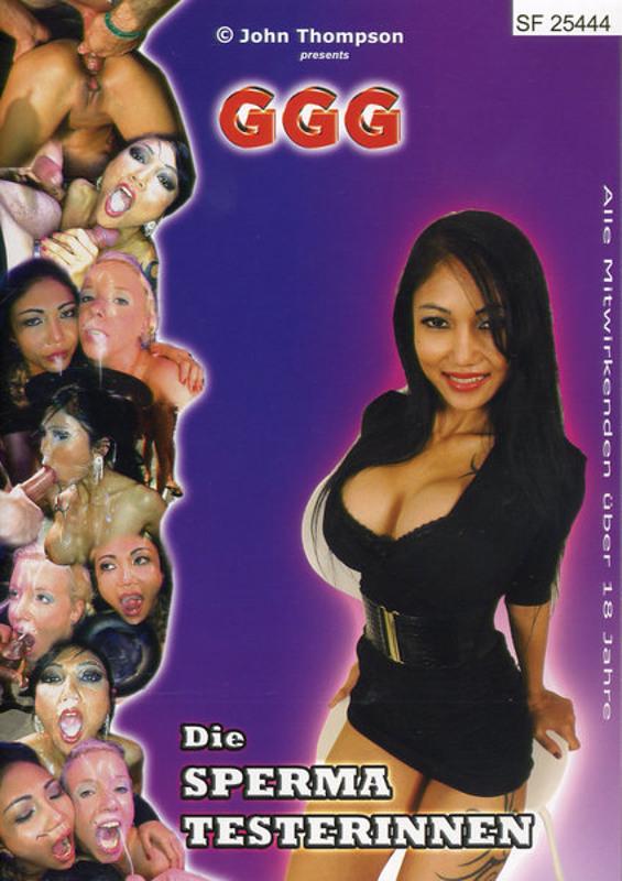 Die Sperma Testerinnen DVD Image