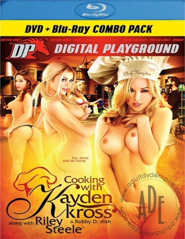 Cooking With Kayden Kross br Com DVD Image