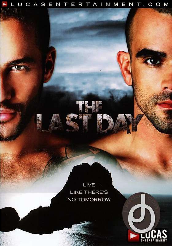 The Last Day Gay DVD Image