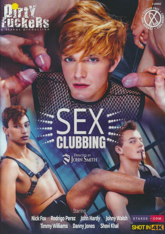 Sex Clubbing Gay DVD image