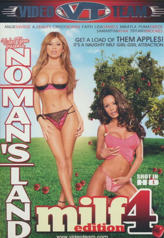 No Man's Land: Milf  4 DVD Image