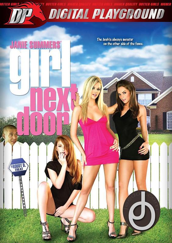 Girl Next Door Janie Summers DVD Image