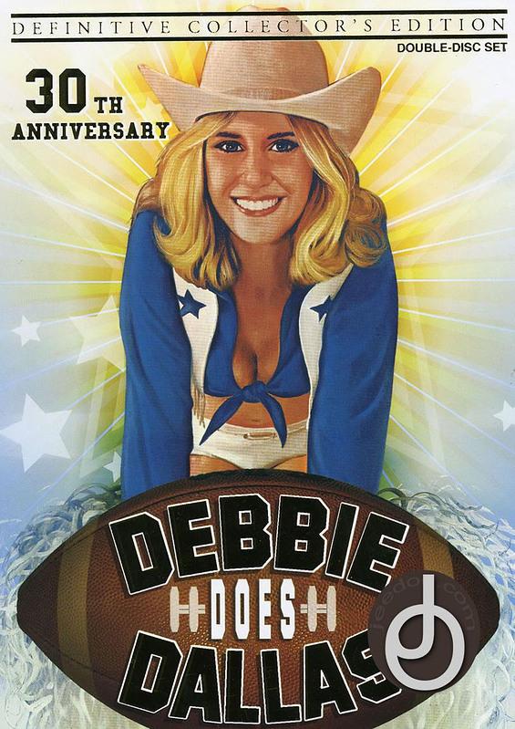 Debbie Does Dallas 30th Anniv DVD Image