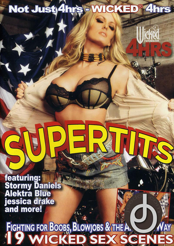 4hr Supertits DVD Image