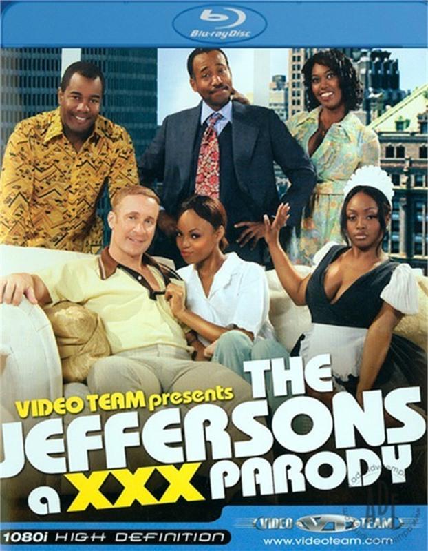 The Jeffersons A XXX Parody Blu-ray Image