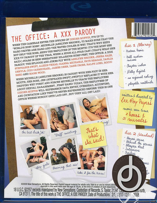Quality porn the office porn parody stream