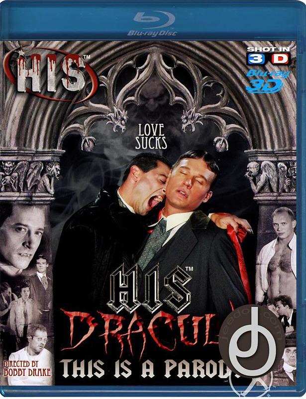 His Dracula Xxx Parody 3d Gay Blu-ray Image