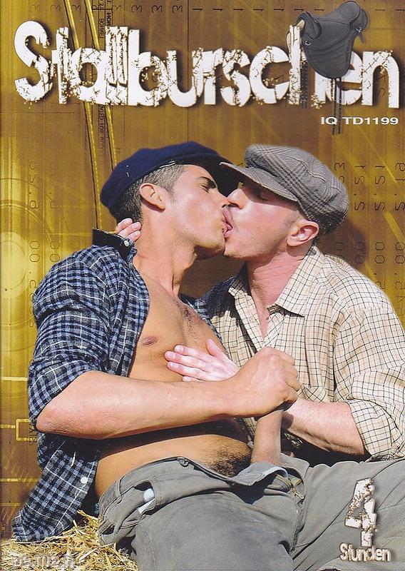 Stallburschen Gay DVD Bild