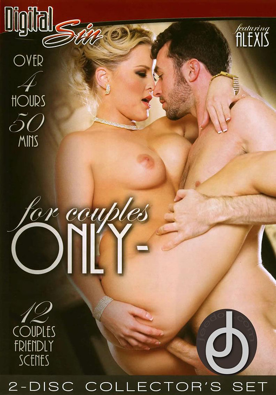 For Couples Only DVD Image