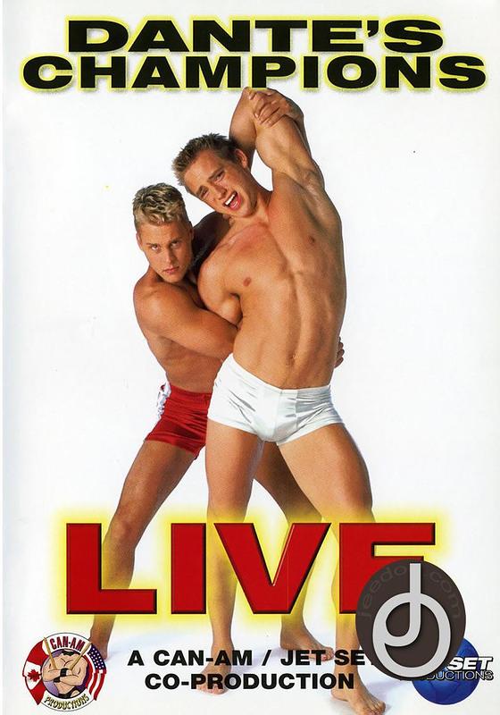 Dantes Champions Live Gay DVD image
