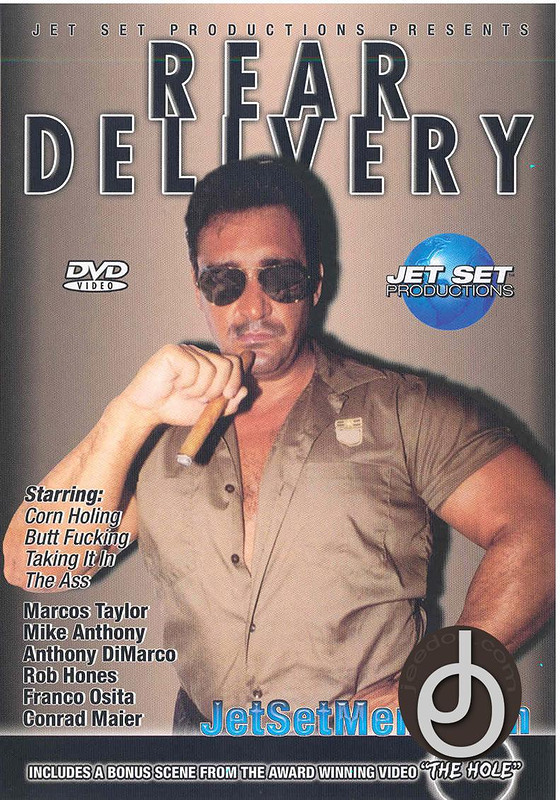 Rear Delivery Gay DVD Image