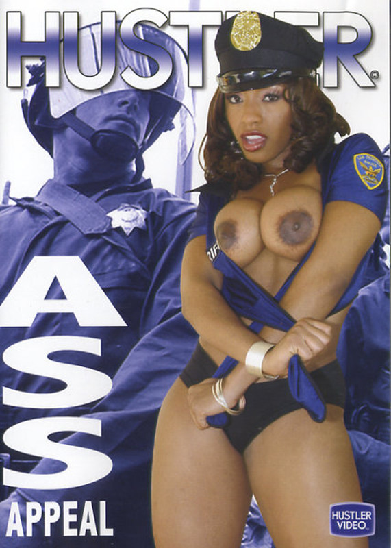 Ass Appeal DVD Image