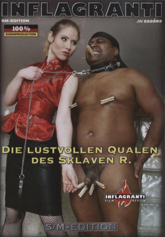 Die lustvollen Qualen des Sklaven R. DVD Image