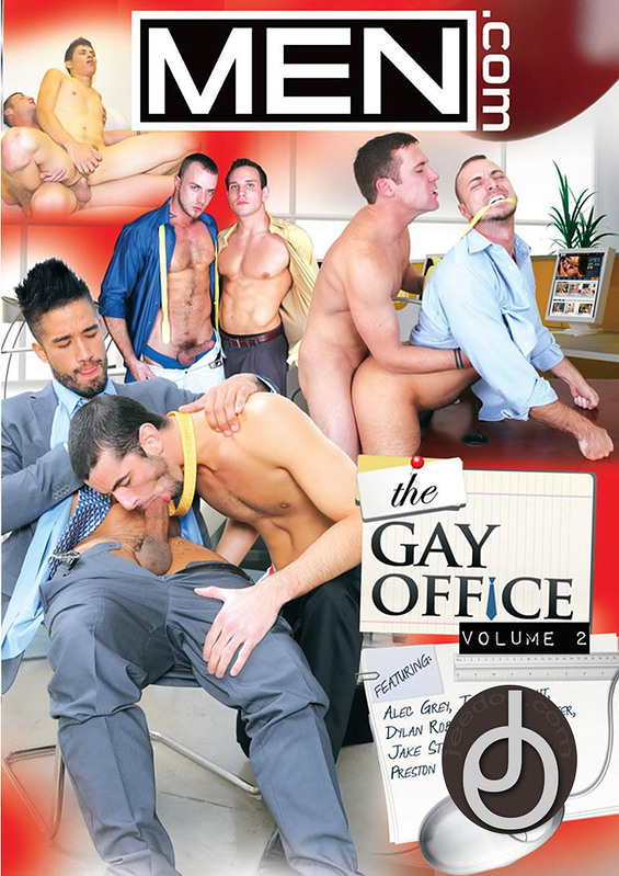 Gay Office 2 Gay DVD Image