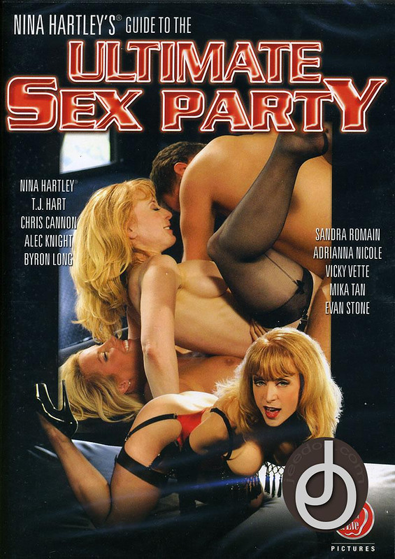 Nina Hartley's Guide To The Ultimate Sex Party Streaming Photo