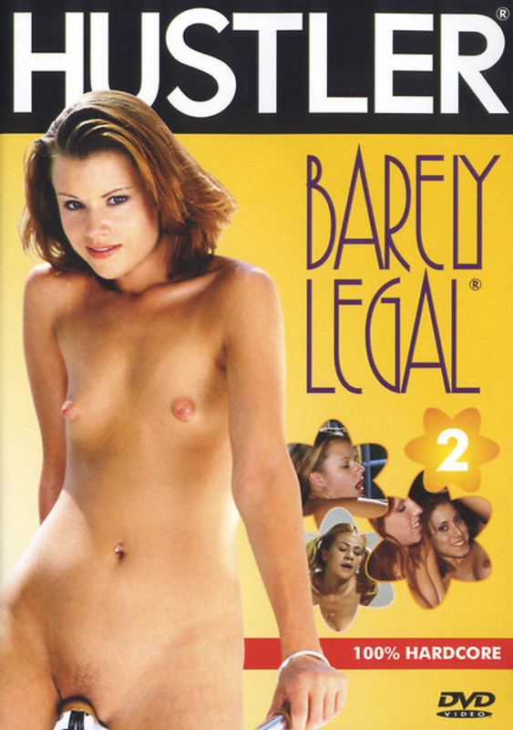 Barely Legal  2 DVD Image
