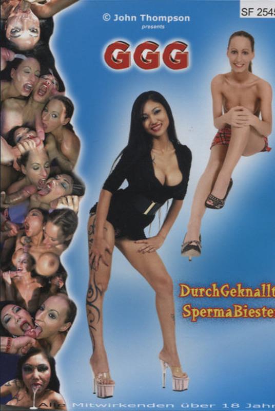 DurchGeknallte SpermaBiester DVD Image