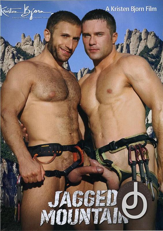 Jagged Mountain 1 Gay DVD image