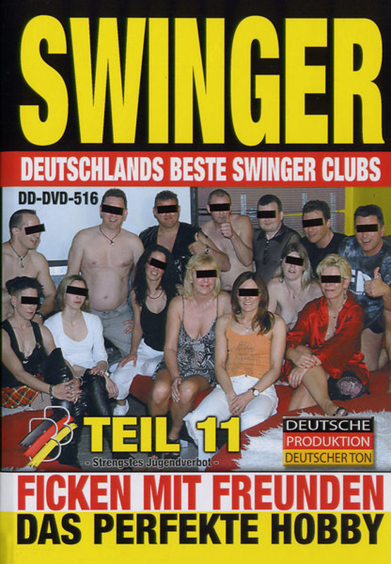 Swinger Report 11 DVD Image
