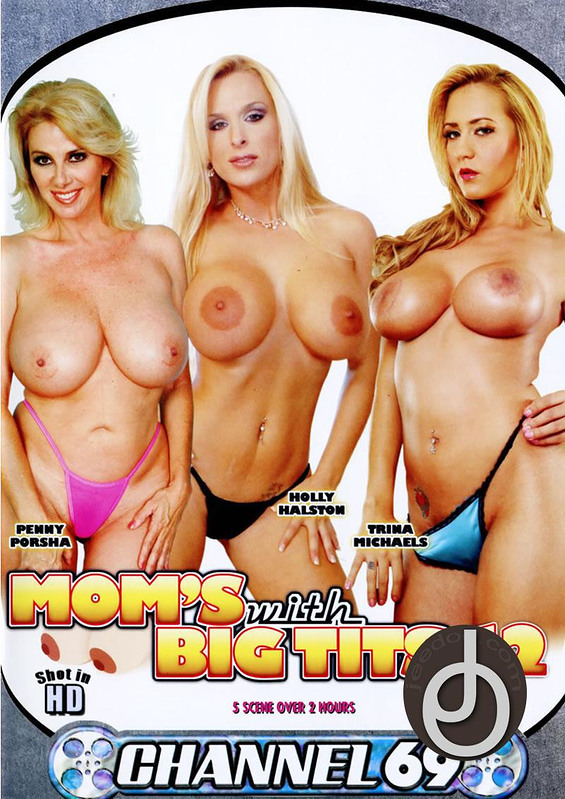 Huge tits dvd cover