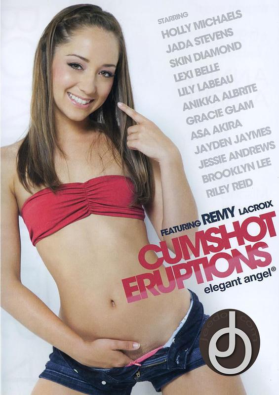 Cumshot Eruptions DVD Image