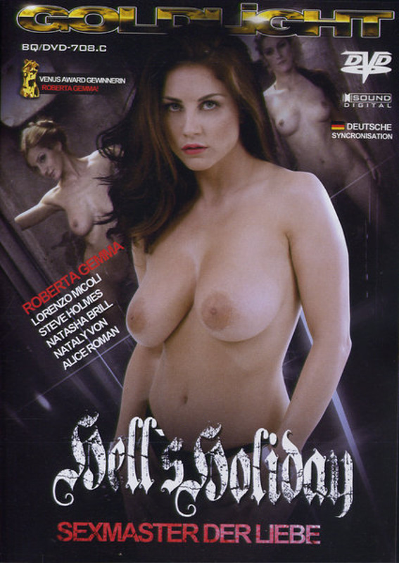 Hell's Holiday DVD Image