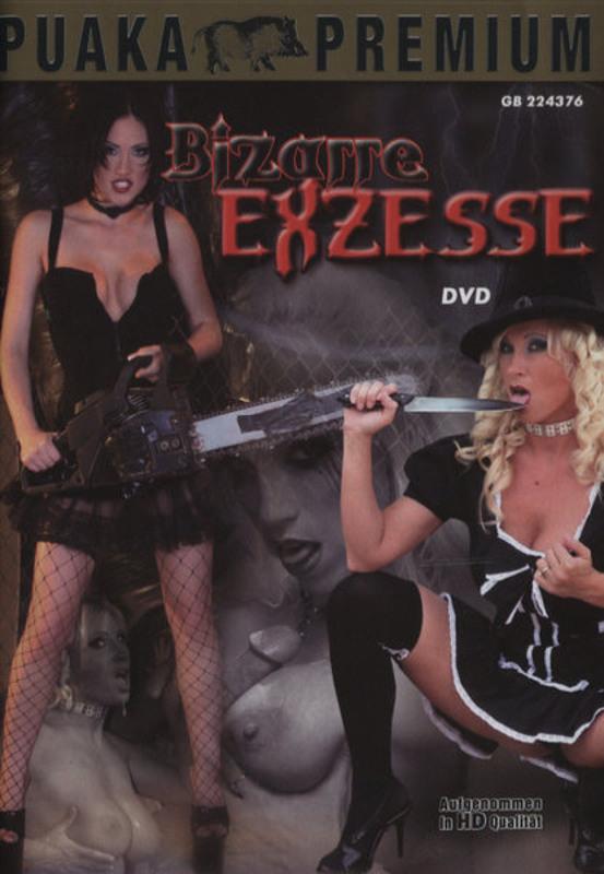 Bizarre Exzesse DVD Image