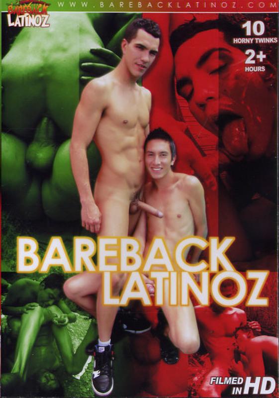 Bareback Latinoz Gay DVD image