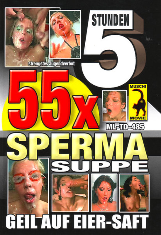 55x Sperma-Suppe DVD Image