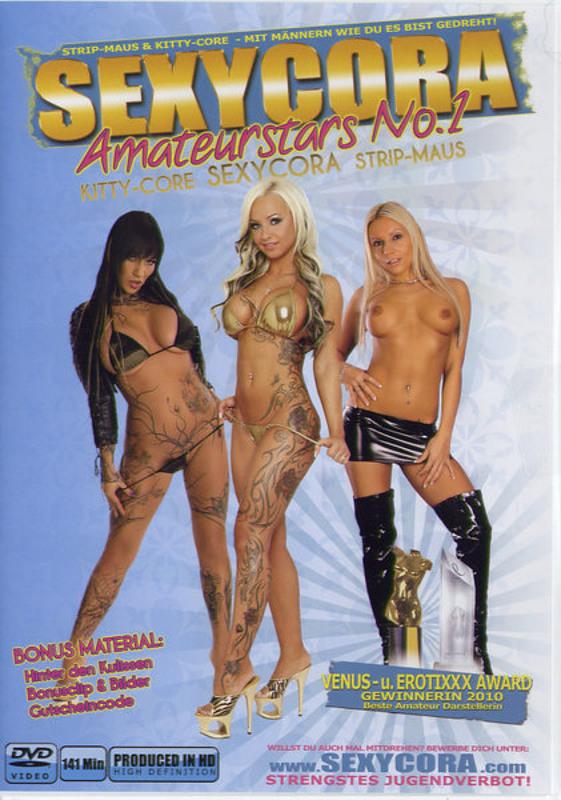 Amateurstars No.  1 DVD Image