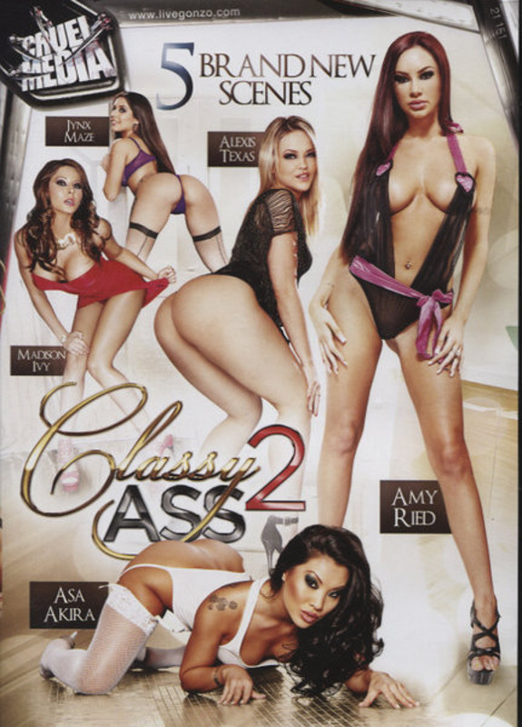 Classy Ass  2 DVD Image