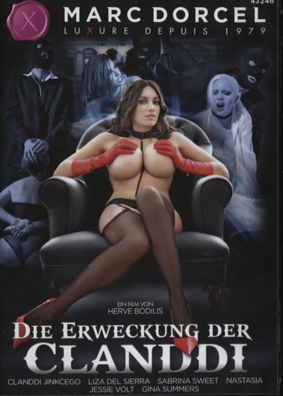 Die Erweckung der Clanddi DVD Image