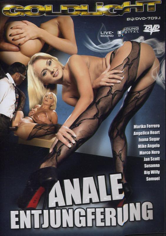 Anale Entjungferung DVD Image