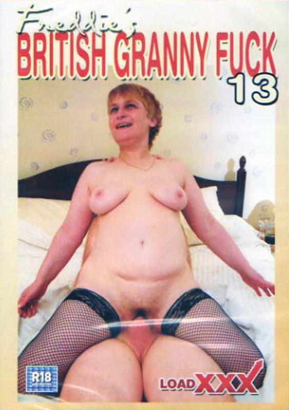 Freddie british granny