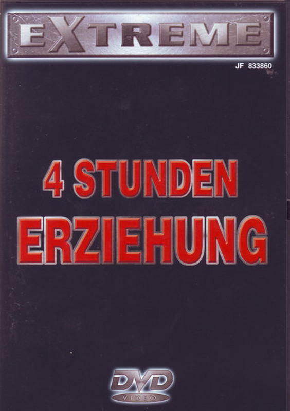 4 Std. Erziehung DVD Image