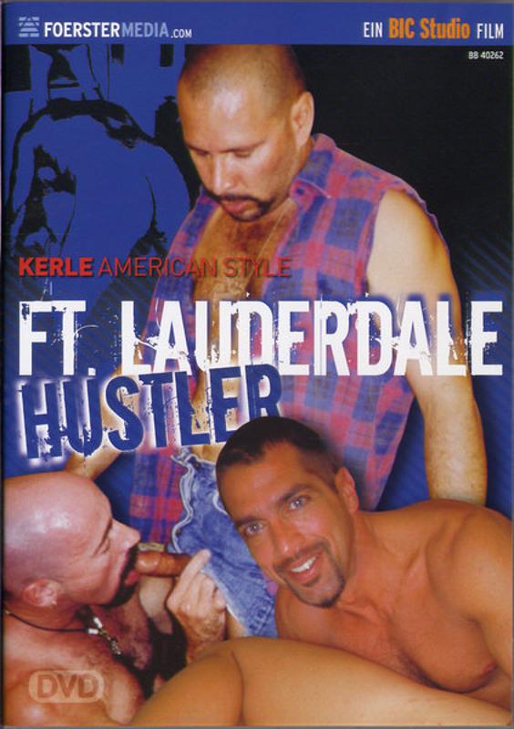 FT. Lauderdale Hustler Gay DVD Bild
