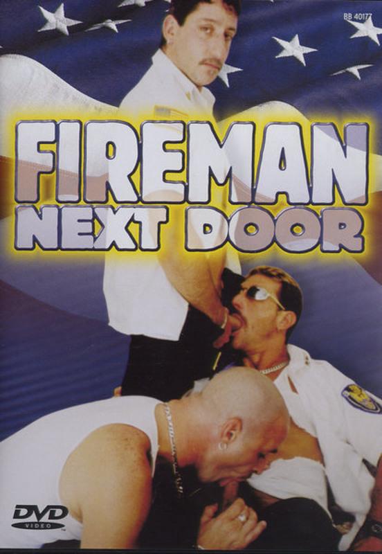 Fireman Next Door Gay DVD Bild