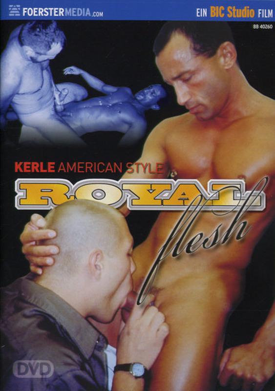 Royal Flesh Gay DVD Bild