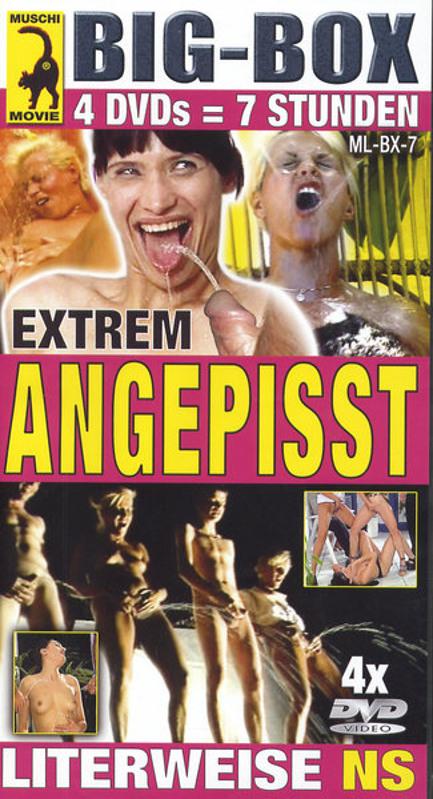 Big-Box Extrem angepisst  [4 DVDs] DVD Image