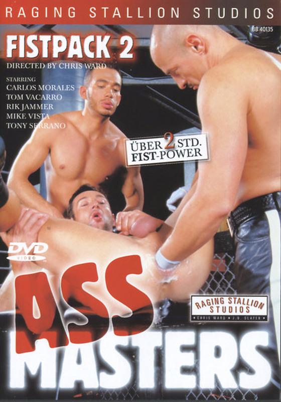 Fistpack 2 - Ass Masters Gay DVD Bild